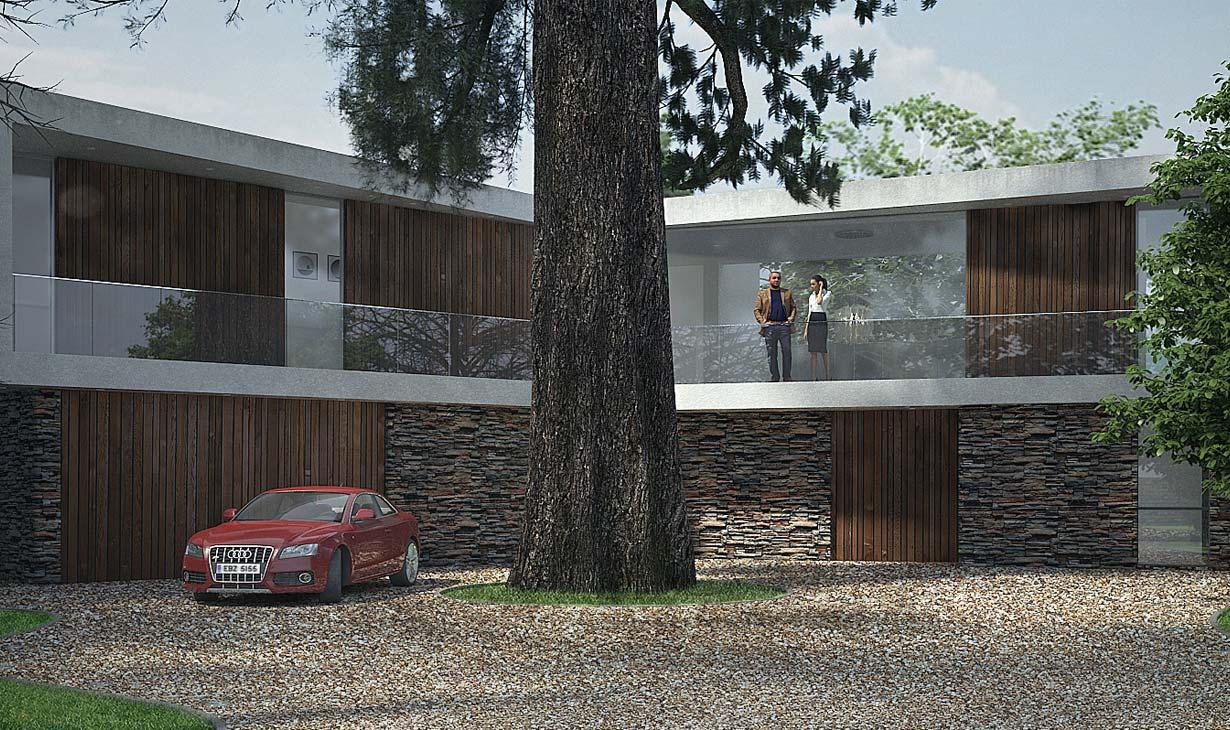 Buildings visualisation