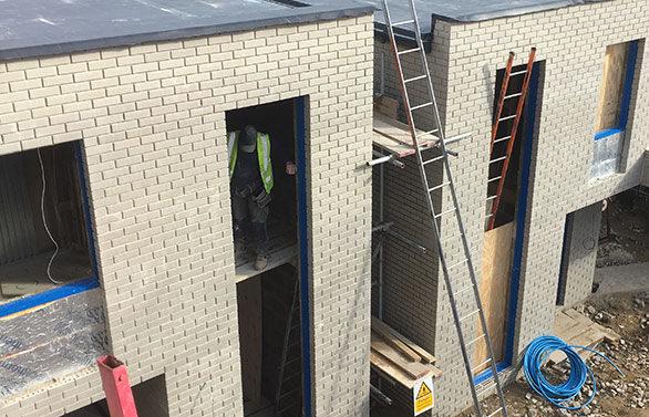 New build house